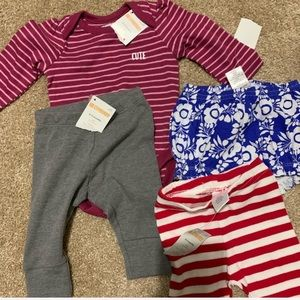 Gymboree new baby lot gift